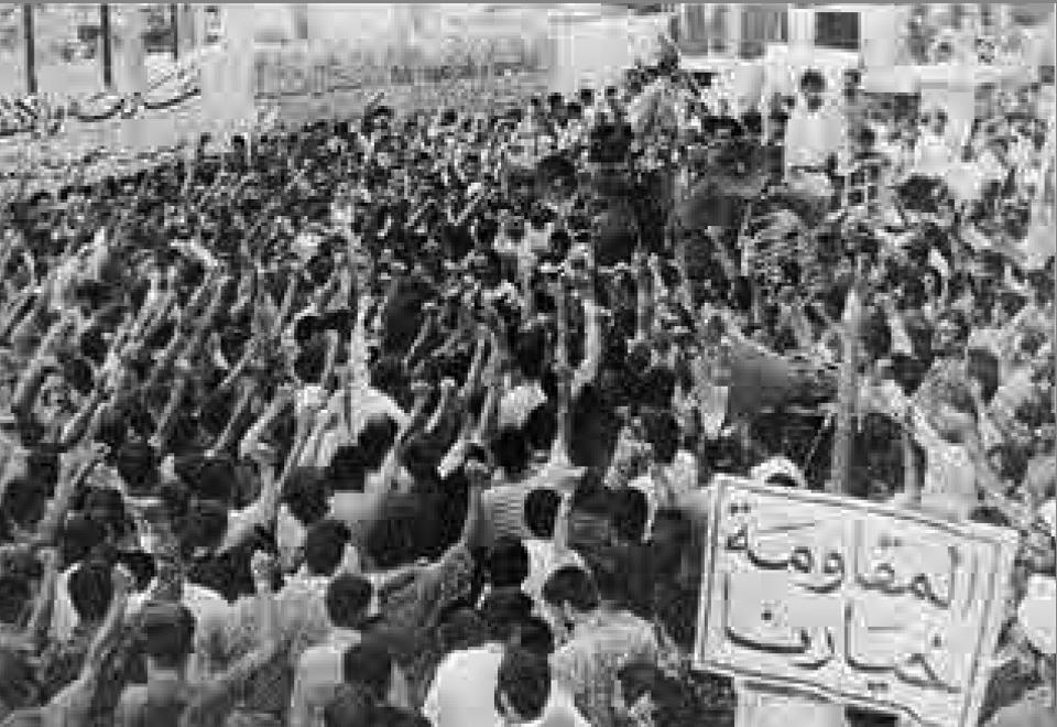 إطلاق نار على تظاهرة في الغبيري وسقوط ٧ ضحايا و٣٤ جريحاً - «حزب الله» يحمّل الحكومة المسؤوليّة ويطالبها بتحقيق وبمعاقبة المسؤولين