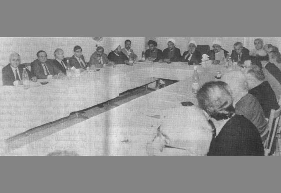 المجلس الشيعي أمل عدم التغيير في مواد الدستور والقوانين والأعراف